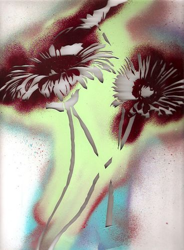 7.9.10 stencil art