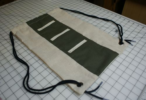 7.28.10 drawstring knapsack prototype 2